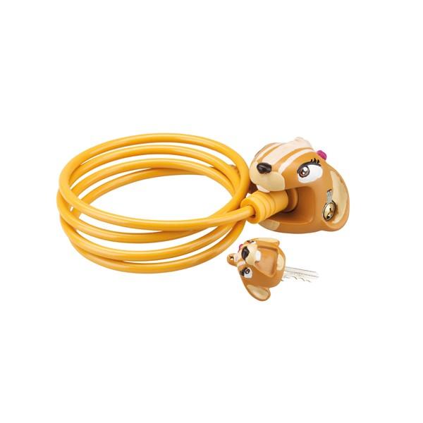 Chipmunk Lock